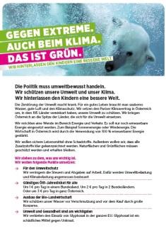 WahlprogrammGRÜNE-Eisbär
